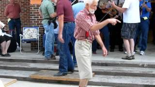 Grandpa Shuffling Original (Orignial footage at the 45th annua…
