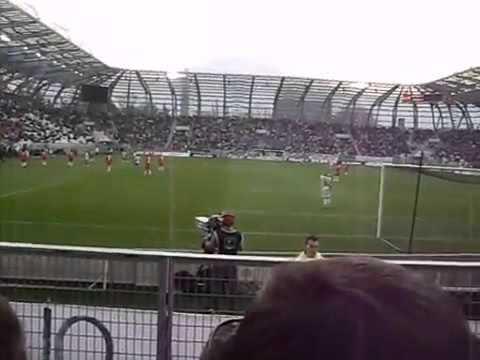 18 03 09 Grenoble Foot 38 vs.  AS Monaco  Support  Coupe de France