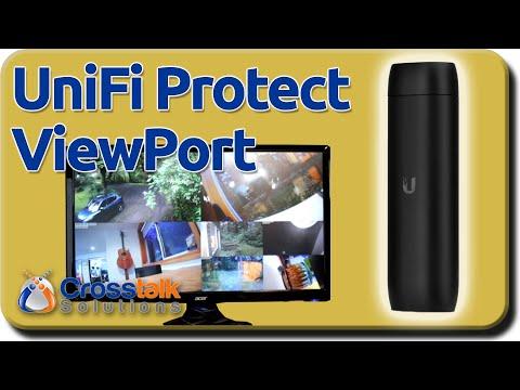 UniFi Protect ViewPort