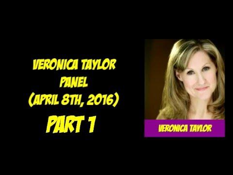 MEFCC 2016 - Veronica Taylor panel part 1