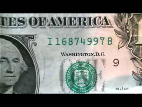 Finding Ink Errors In Pocket Change - How To Know If Your Bills Are Worth More Money!
