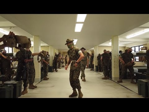 COVID-19 Recruit Training at Marine Corps Recruit Depot Parris Island