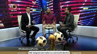 Jobanny Rivero: Me ha gustado mucho el orden de las selecciones en Rusia 2018 (Parte 3 de 5)