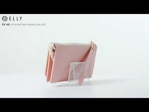 VÍ DA NỮ THỜI TRANG CAO CẤP ELLY – EV49   Tổng hợp những nội dung liên quan ví nữ thời trang đầy đủ