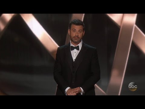 Jimmy Kimmel's Emmys 2016 Monologue en streaming