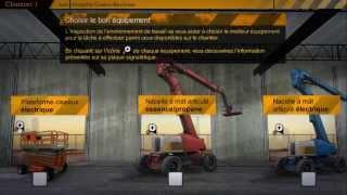 Formation en ligne | Nacelle aérienne et plateforme élévatrice (2014)