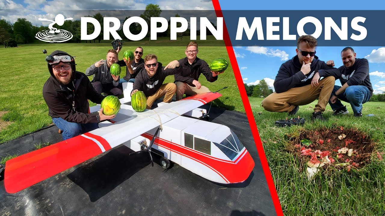Operation Melon Drop | Bombs away! ????????