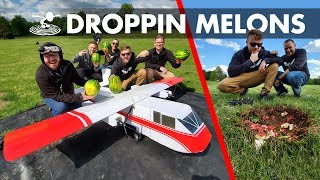 Operation Melon Drop | Bombs away! 🍉💥