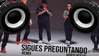 Alex Rose - Sigues Preguntando   Bass Boosted Myke Towers, Miky Woodz, Jory Boy & J Álvarez