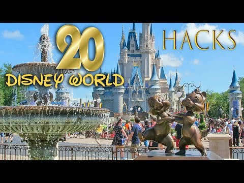 Mel Taylor - Disney World Hacks - Some of these are Pretty Good!