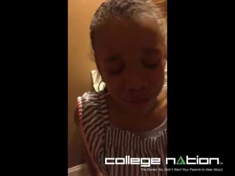 Little Girl Sings '679 - Fetty Wap' at Her Goldfish's Funeral