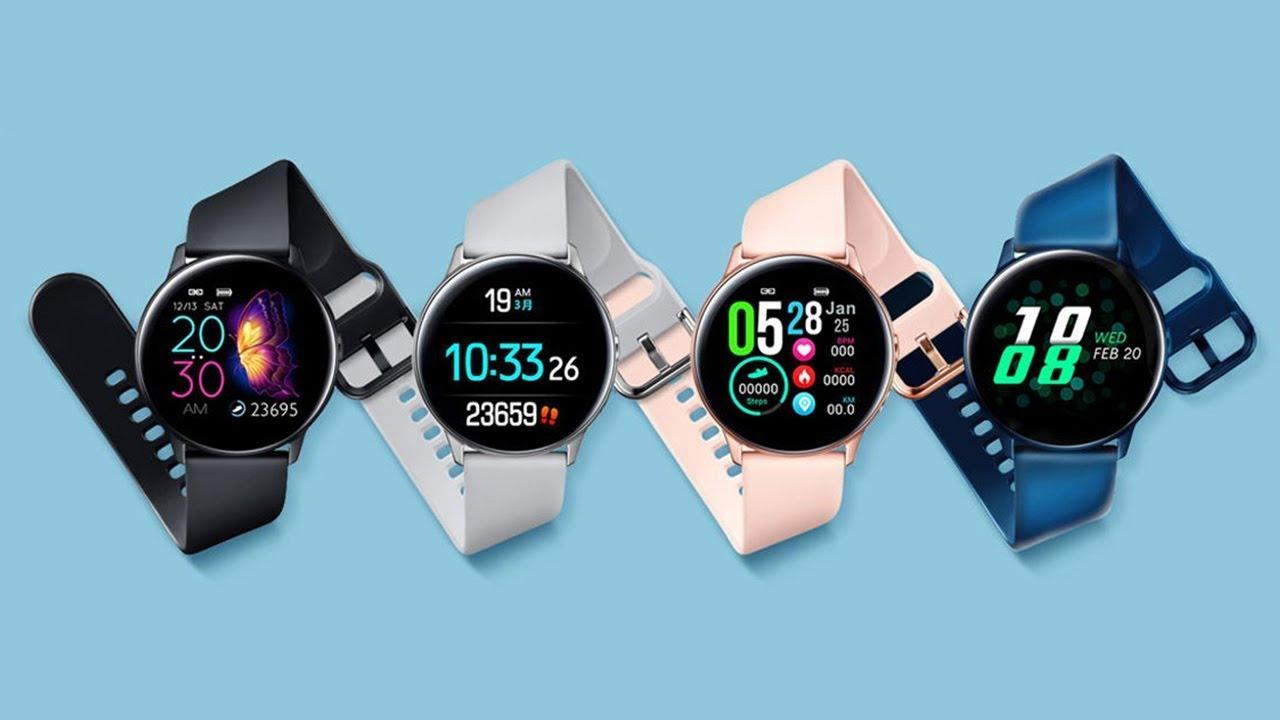 DT88 IP68 Waterproof Smartwatch - YouTube