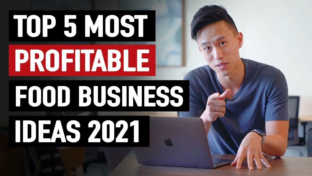 Top 5 Most Profitable Food Business Ideas in 2021 | Small Business Ideas 2021