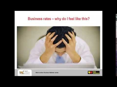 Why are business rates so confusing and what's changing for Revaluation 2017