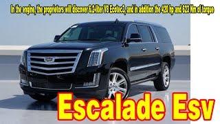 2019 cadillac escalade esv luxury | 2019 cadillac escalade esv test drive | Cheap new cars