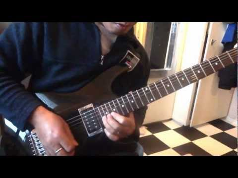 Ankara - Powermetal - Sweep picking + harmonic guitar
