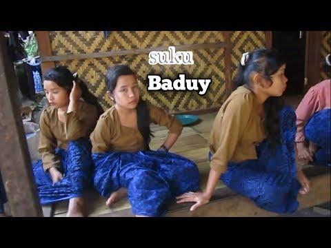 Mengenal Suku Baduy, Hajatan Adat Urang Kanekes, Ciboleger Lebak Banten