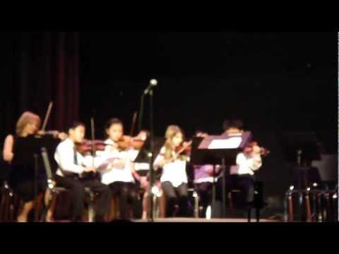 Simple Gifts-Winter Concert 2012-Village School.MP4