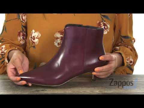 Cole haan single wrap bootie