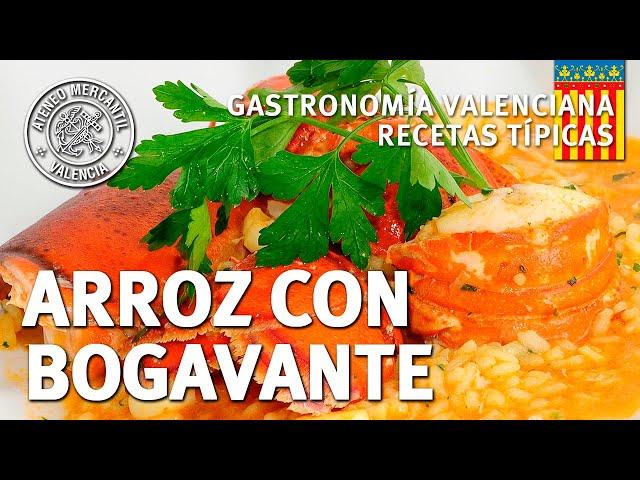 Arroz con Bogavante - Paso a paso | Receta Valenciana