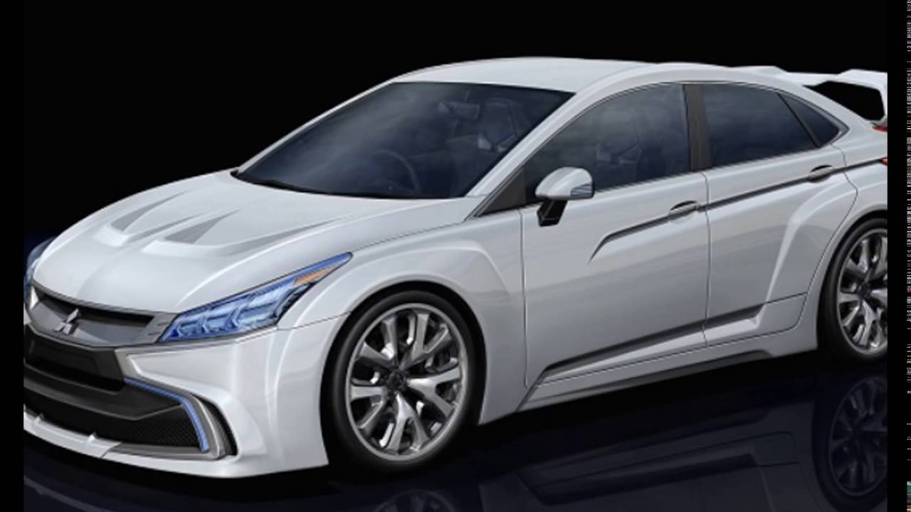 2017 mitsubishi evo xi concept release date changes redesign