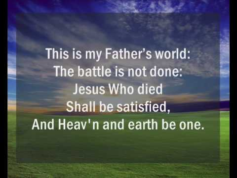 This Is My Father's World_Hymnal_MV
