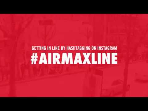 Nike's Airmax Made Sneakerheads' Wait in Line Stylishly