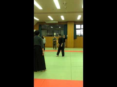 榎木孝明の古武術教室