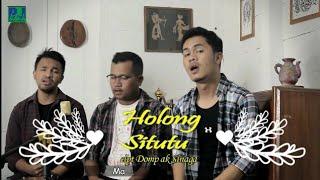 DOMPAK SINAGA Feat WB VOICE & VIORY SIMATUPANG  - HOLONG SITUTU (LIVE)