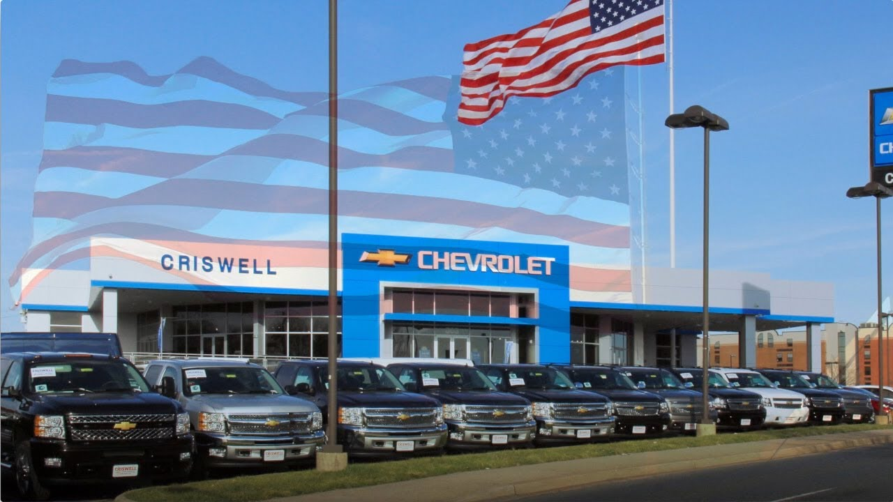 Criswell Chevrolet, Gaithersburg, MD New & Used Vehicle ...