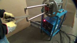 Miller Portable and Stationary Spot Welder