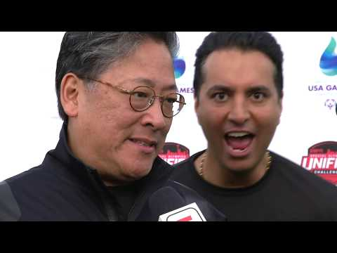 Unified Sports Challenge: SAM SATO