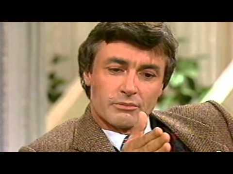 Don Lane interviewing Peter Brock circa 1983