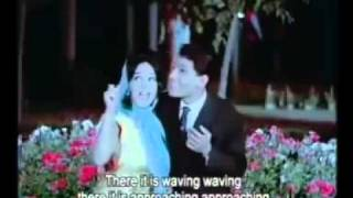 Abdel Halim Hafez And Shadia - Haga Ghariba
