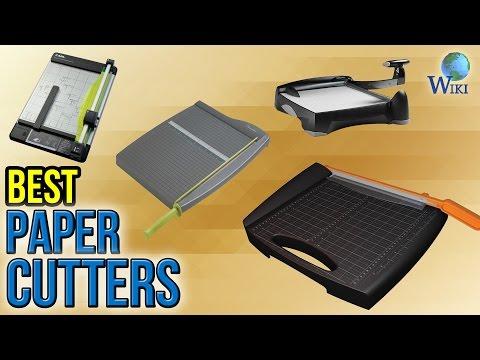 10 Best Paper Cutters 2017