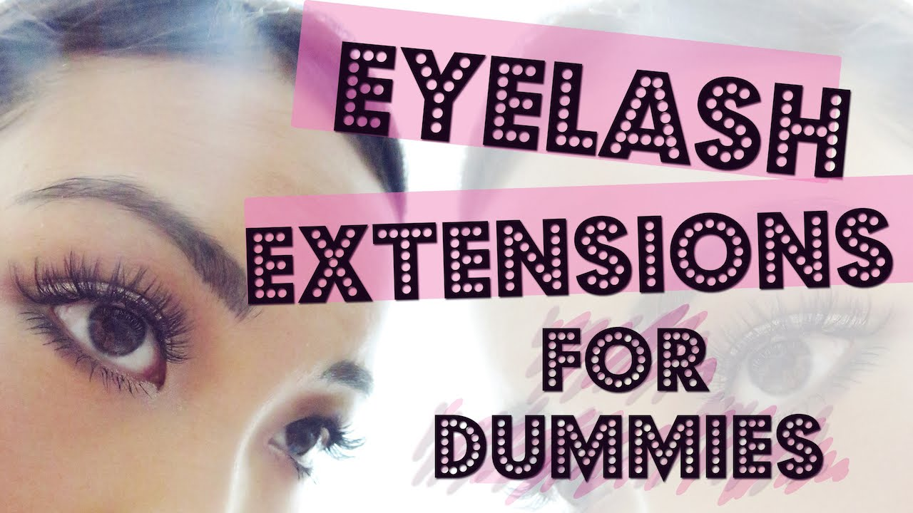 Do Eyelash Extensions Ruin Your Real Lashes Pros Cons Dos