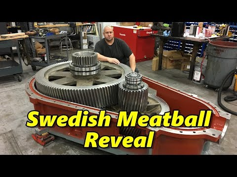Swedish Gearbox Shaft Part 4: Keyways & the Reveal!