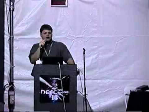 DEF CON 13 - Steve Dunker Esq, The Hacker's Guide to Search and Arrest