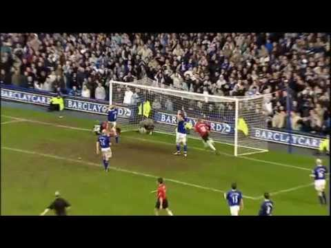 Everton 3 Manchester United 4 (2003-04)