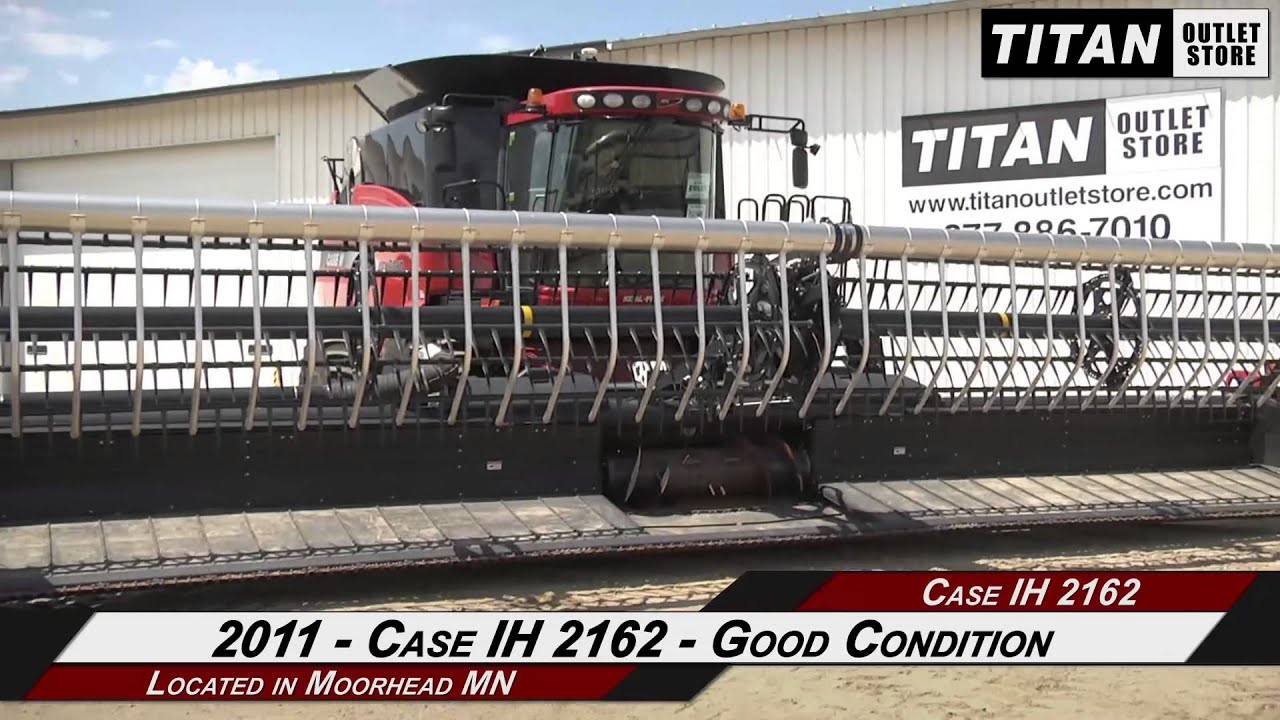 Case IH 2162 - 40 ft, AWS AirBar (7010,8010,7120,8120) Sold on ELS!
