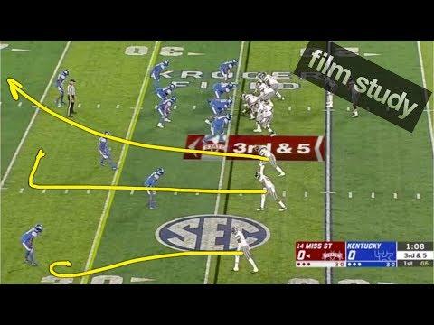 Film Study: Kentucky vs Mississippi State 2018