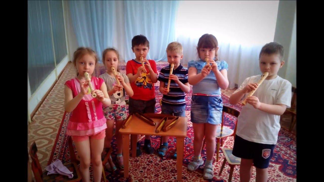 Флейта для детей фото
