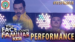 Your Face Sounds Familiar Kids 2018: Esang De Torres & Nyoy Volante as Queen | Queen Medley