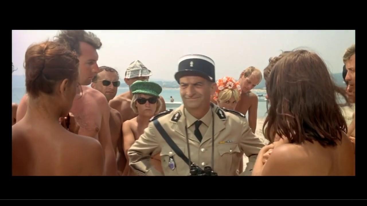 Le Gendarme De Saint Tropez Teaser Nudistes 2018