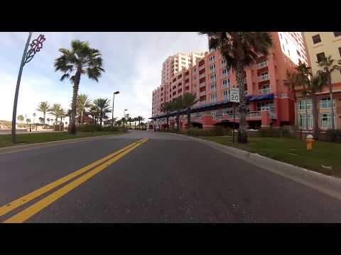 Clearwater Beach, Florida using GoPro Hero 3 Black Edition