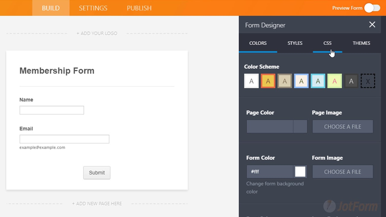 How to Inject Custom CSS Codes