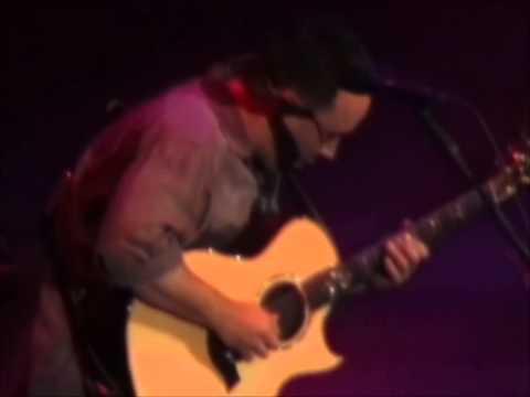 Dave Matthews funky acoustic guitar jam - 5/10/02 - Denver, CO - [Upgrade]