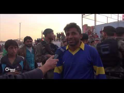 فريق قباسين يتوج بطلا لبطولة درع الفرات بريف حلب  - 23:20-2017 / 11 / 13
