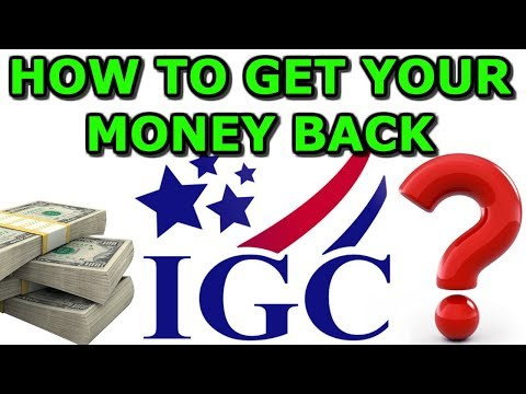 How Do I Get My Money Back IGC Stock Scam !? -Bernstein Investigation Of India Globalization Capital