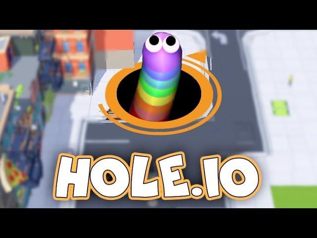 ***** Hole.io *****